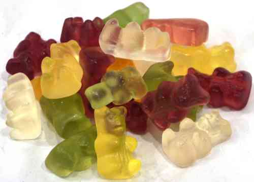 Sugar Free Little Bears