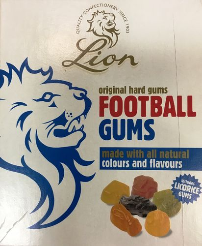Lion's Football Gums (Originally Sports Mixture) 2kg