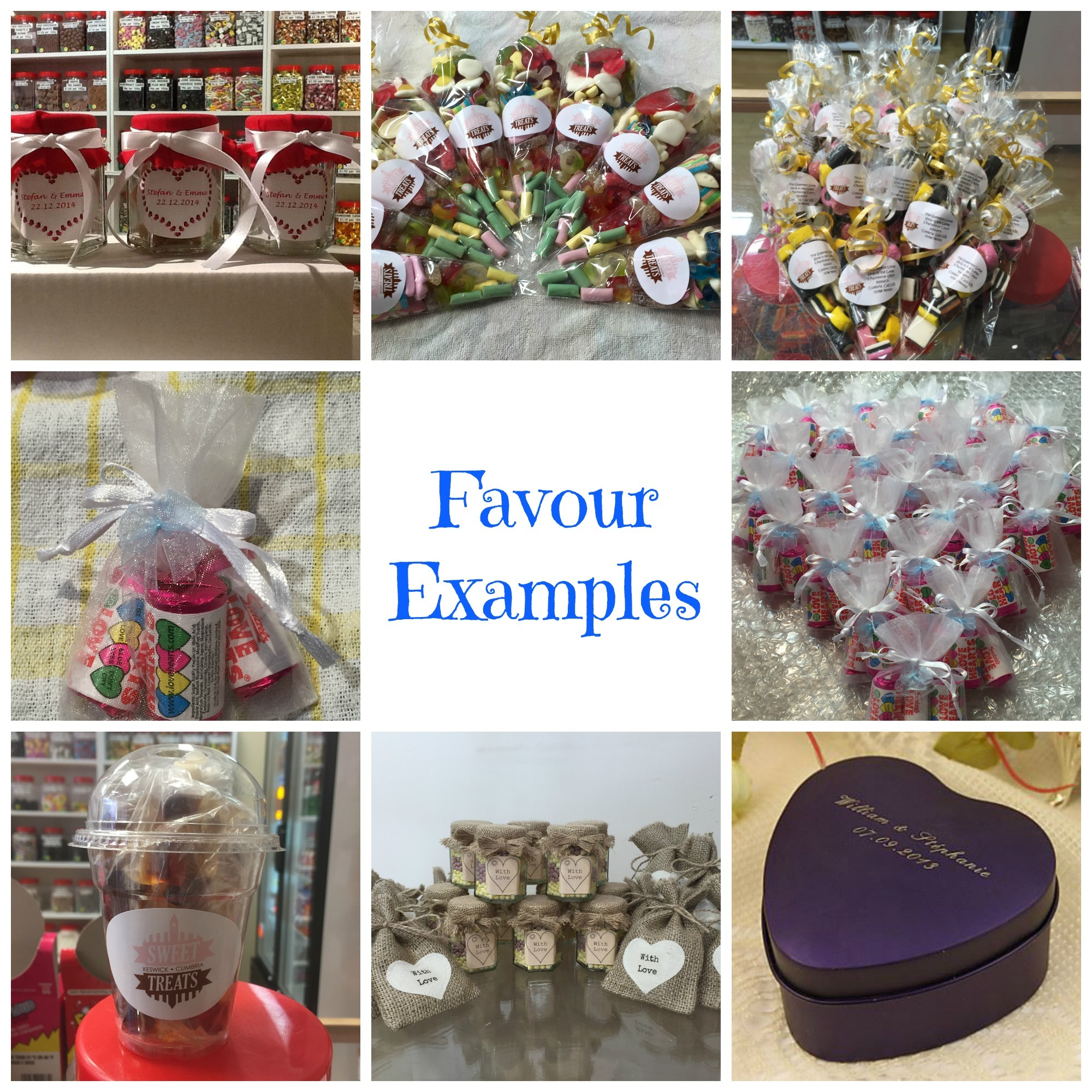Favour_Examples