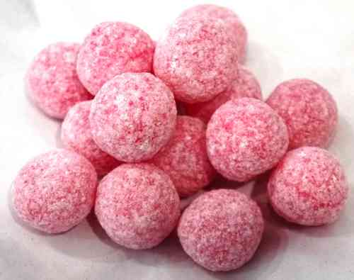 Cherry Cola Fizz Balls