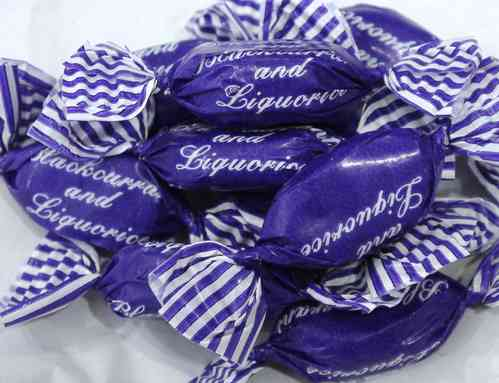 Sugar Free Blackcurrant & Liquorice