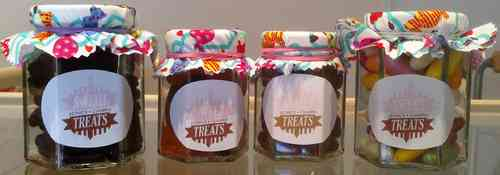 Small Sweet Treats Jar