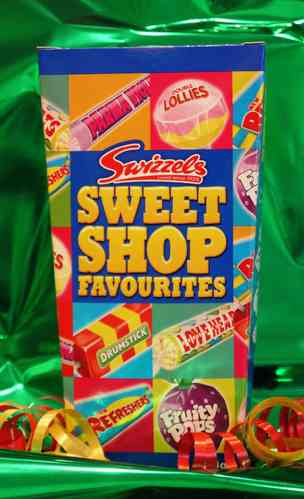 Sweet Shop Favourites Box