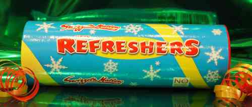 Refreshers Tube