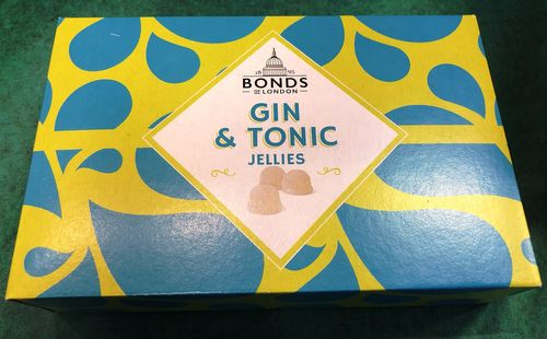 Gin & Tonic Jellies